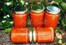Sos de rosii, reteta clasica italiana Ketchup, Hot Sauce Bottles, Salsa, Mason Jars, Pizza, Food, Eten, Canning Jars, Meals
