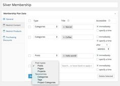 WooCommerce Memberships 1.6.4 Extension | WooCommerce Plugins Extensions - Sellfy.com