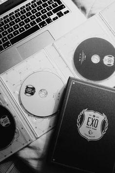 EXO First Box | via Facebook | We Heart It