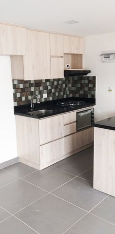 a tu gusto y presupuesto Kitchen, Home Decor, Cooking, Decoration Home, Room Decor, Kitchens, Cuisine, Home Interior Design, Cucina