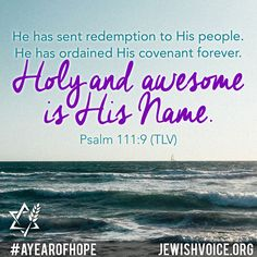 Sharing the Gospel of Yeshua (Jesus) to the Jew first and also to Gentiles. Learn about Messianic Judaism, Rabbi Jonathan Bernis, medical missions and more. Messianic Judaism, Scripture Of The Day, Names Of God, The Covenant, Bible Quotes, Good News, Psalms, Pray, Words