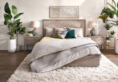 Zen Storage Bed - This years bedroom apartment decor - Bedroom Goals, Bedroom Wardrobe, Bedroom Inspo, Bedroom Inspiration, Bedroom Layouts, Bedroom Designs, Contemporary Bedroom, Bedroom Modern, Bedroom Decor Natural