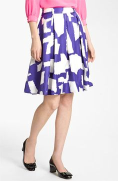 Style : Eleven Skirts That Will Make You Twirl kate spade new york pleated skirt   Nordstrom
