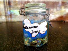 Mermaid Tears a Soap dream  ~DIY lovely Bottle