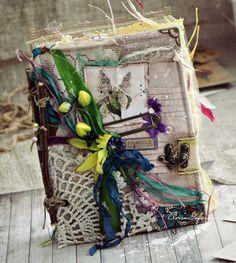 another beautiful botanical book by Elvira Gafarova