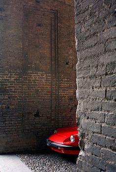 Alfa Romeo 2000 Spider by Rich007, via Flickr
