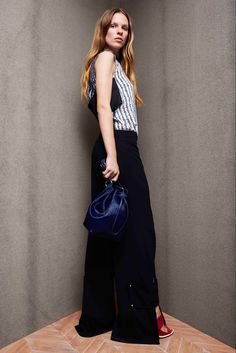 Runway Pick no. 2 from Derek Lam 10 Crosby Pre-Fall 2015 Collection #fashion #style