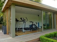 Bespoke Garden Rooms, Offices & Gyms, Garden Buildings, Sun Rooms | The Garden Escape