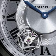 Cartier Astrotourbillon.