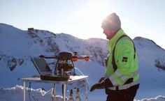 Cleantech startup Aeromon monitors air pollution using drone