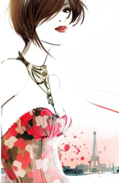 Fashion illustrations - Sophie Griotto