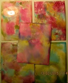 Crafty Maria Tutorials: Background Made with Blendabilities