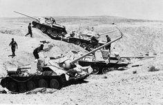 Sinai Desert 1967.