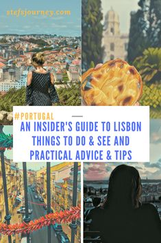 The ultimate insider's guide to Lisbon - Stef's Journey