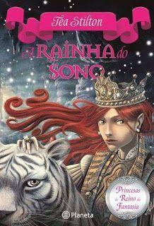 Livros Junior e Juvenil: A RAINHA DO SONO de Tea Stilton