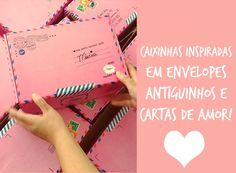 Dica de loja: Mundo Lolita - Gêmeas Escritoras Cookie Packaging, Cosmetic Packaging, Brand Packaging, Gift Packaging, Clothing Packaging, Fashion Packaging, Stationary Store, Cosmetic Design, Custom Boxes