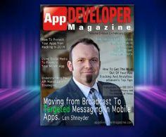 February 2014 Issue of App Developer Magazine Is Here!/ | App Developer Magazine