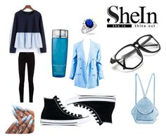 """""""Rise and shine in simple slash"""" by racheldenisnefeke on Polyvore featuring Gucci, Bling Jewelry, Converse, Chanel and MANU Atelier"""