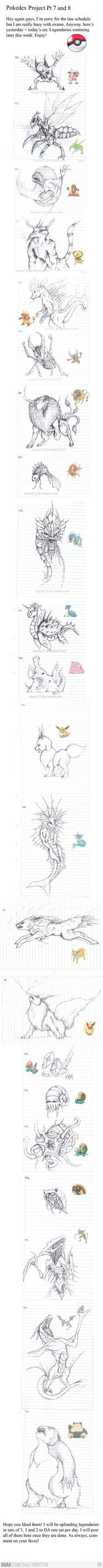 Pokemon Reimagined VII and VIII