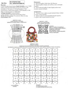 Crochet Bag Drawstring Pattern : 1000+ images about Crochet purses.. on Pinterest Crochet ...
