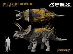 Triceratops Horridus by Herschel-Hoffmeyer on deviantART