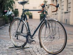 Alex Singer Cycles