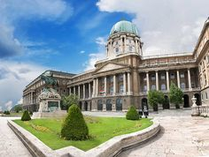 Buda Castle. Some consider Budapest the Paris of the East & Buda castle as comparable to the Versailles in terms of majestic proportions. Now a UNESCO World Heritage site