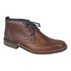 Men s Rieker-Antistress Johnny Chukka Ankle Boot Marron  Shoes Outlet, Boots,  Leather e1b6e7f5f706