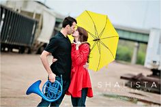 Sioux Falls Engagement Session, How I met your mother and Monks Bar | Shalista Photography