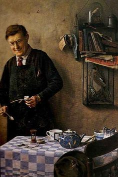 British Paintings: Search results for Charles Spencelayh