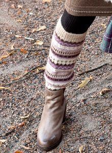 Neuleohje: Säärystimet tai polvisukat – Kotiliesi.fi - Knit gaiters Knitting Videos, Boot Cuffs, Knitting Socks, Leg Warmers, Knit Crochet, Mini, Crocheting, Slippers, Socks