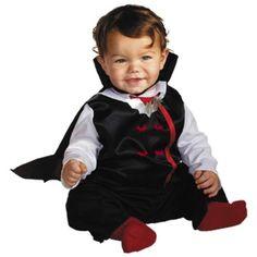 Disfraces de Halloween para bebés: fotos de los disfraces - Disfraz Drácula