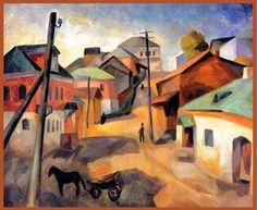 Robert Falk, (1886-1958), Russia