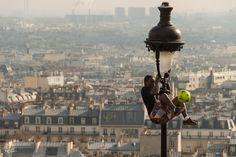 Iya Traore, the Juggler of Montmartre