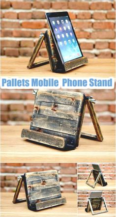 I have gathered a big collection of #DIY #pallet #ideas for projects that are easy to make.