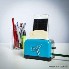 Allzweck-Toaster fürs Büro