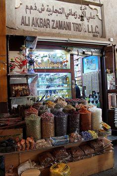 Spice shop - the real Dubai