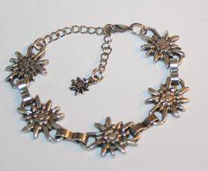 Armband mit Edelweiß von Edelweiss51 auf Etsy