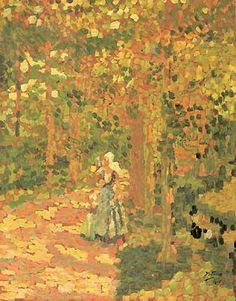 Jan Toorop - Autumn