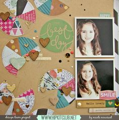 Nicole Nowosad: March Hip Kits - The Best Day