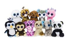 Beanie Boos are Ava's FAVORITE stuffies :)