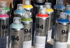 MTN 94 Spray Paint