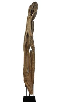 River flow - driftwood & glass - Lilyann | Abstract Carved & more ...