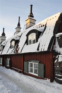 Yes, this is in central Stockholm. Voyage Suede, Bósnia E Herzegovina, Places To Travel, Places To Go, Kingdom Of Sweden, Sweden Travel, Italy Travel, Visit Sweden, Scandinavian Countries