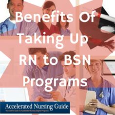 Reasons For Taking Up RN To BSN Programs Today Programming, Education, Onderwijs, Learning, Computer Programming, Coding
