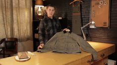 Otter Wax: Carhartt Jacket Tutorial on Vimeo