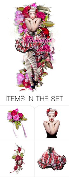 """""""Beautiful Roses Contest"""" by lastchance ❤ liked on Polyvore featuring art, roses and lastchance"""