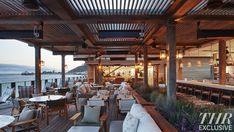 The British-based private club, whose first industry-oriented branch bowed in West Hollywood six years ago, debuts along the stretch locals call Billionaire's Beach.