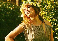 Jennifer Lawrence as: Woodland Nymph