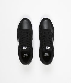 ab1e0af151fe Nike SB Delta Force Vulc Shoes - Black   White - Anthracite - White